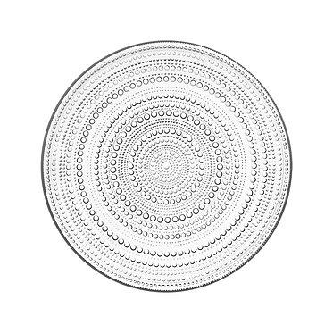 Kastehelmi Блюдо 315 мм. прозрачное
