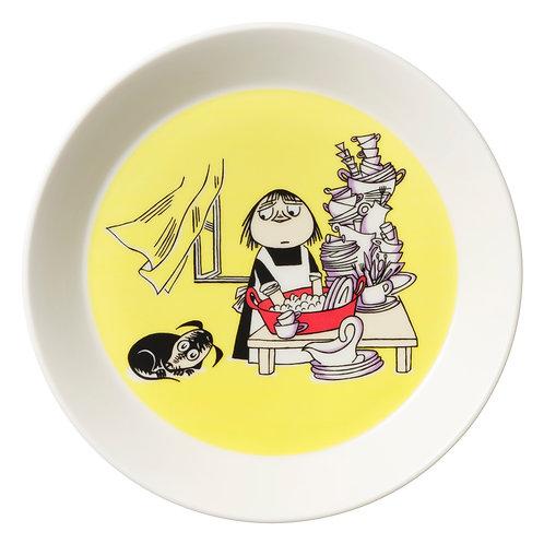 Moomin тарелка Мииса, 19 см.