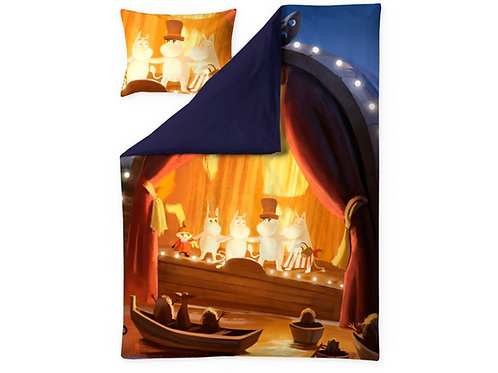Комплект постельного белья Летний Театр, Moomin Valley