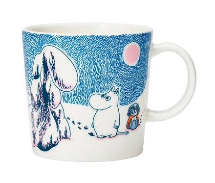 "Moomin кружка ""Снежная шапка"", 0,3 л."