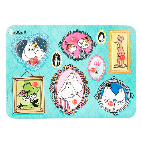 Moomin Головоломка Peg Puzzle