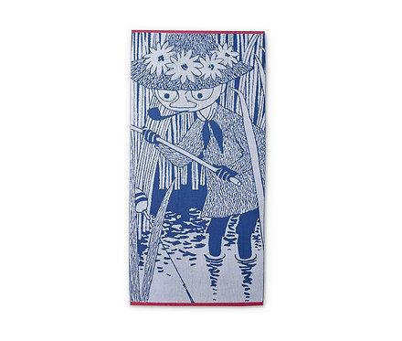 Самое Большое банное полотенце Снусмумрик 90x180 см