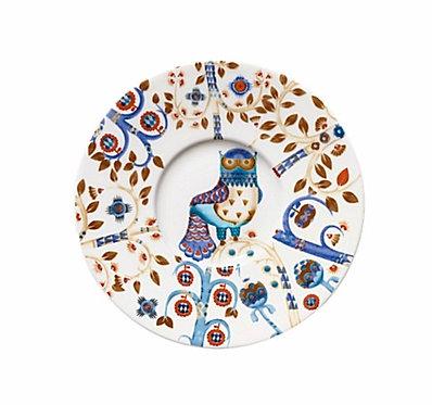 Блюдце для эспрессо 11 см. белое
