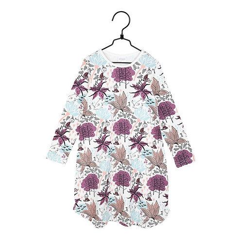 Moomin Ночная рубашка Magic Forest сиреневая