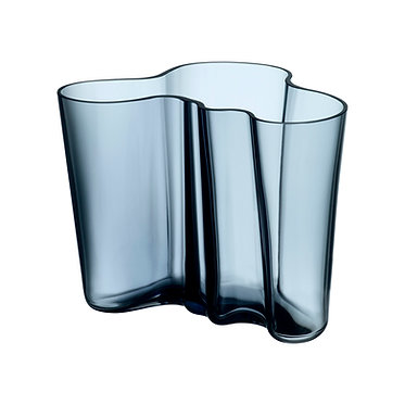 Ваза Коллекция Alvar Aalto160мм, цвета дождя