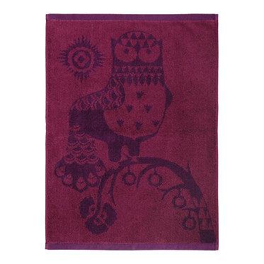 Полотенце для рук Taika Малиновое 50 x 70 см