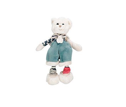 Игрушка мягкая Barbara Bukowski Медведь MARC 25 см