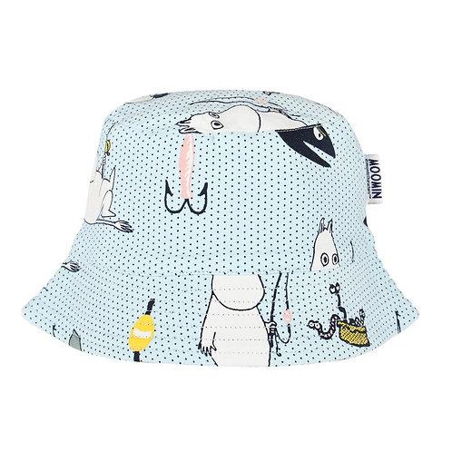 Moomin панама Pals Hat синяя