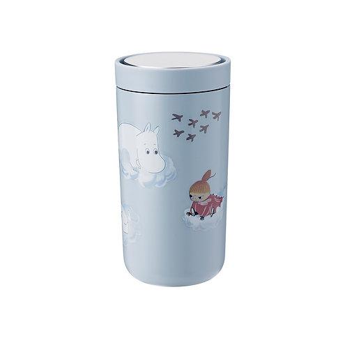 """Moomin термо-кружка """"В один клик"""", Малышка Мю, 0,2 л."""