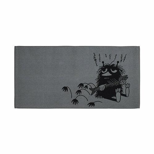Moomin банное полотенце Стинки 70 x 140 см.