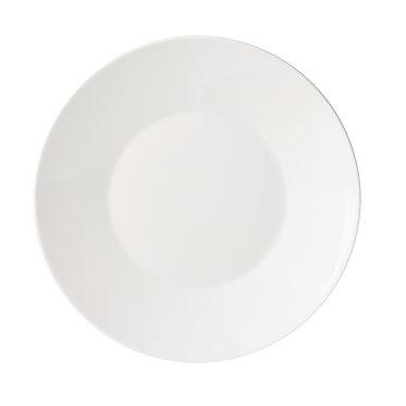 Тарелка 28см. Цвет: Белый