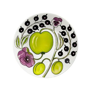 Блюдце Paratiisi (Рай) 16,5 см. фиолетовая фиалка