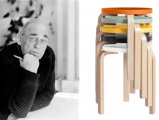 Aalto120, самый известный финский архитектор и дизайнер в мире.