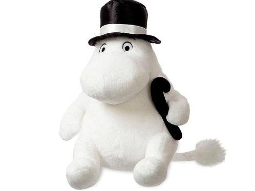 Moomin плюшевая игрушка Муми-папа, сидящий