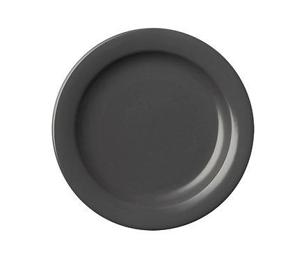 Тарелка гранитного цвета, 20 см.