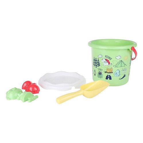Moomin Набор Sand Toys зеленый