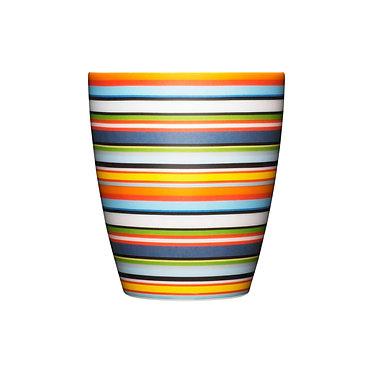 Оранжевый стакан Origo, 0,25л.