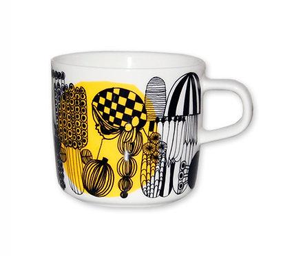 Кофейная чашка с ручкойMarimekko Siirtolapuutarha