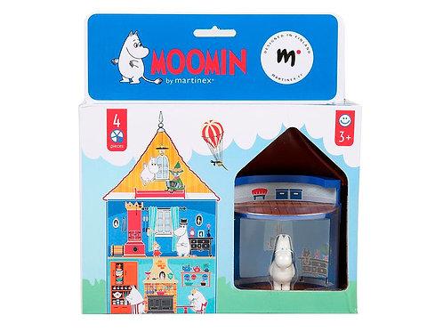 Mini Moomin`s House - Муми-Дом с комнатой Муми-тролля