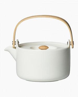 Чайник Oiva/белый, 0,7 л