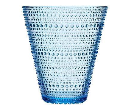 Ваза Kastehelmi 154 мм, голубая вода