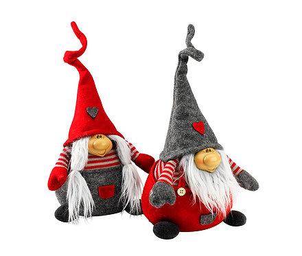 Рождественский гном MODI 35 см. 1 шт.