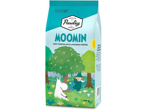 Moomin Кофе молотый темный ВЕСНАPaulig, 200 г.