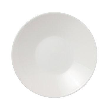 Тарелка 17см. Цвет: Белый