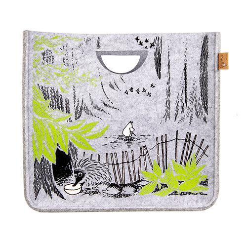 Muurla Moomin Originals Корзина для хранения«В лесу» М