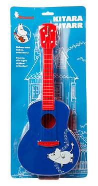 Martinex гитара Муми-тролля.