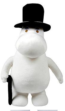 Муми-папа. Плюшевая игрушка.  40 см.
