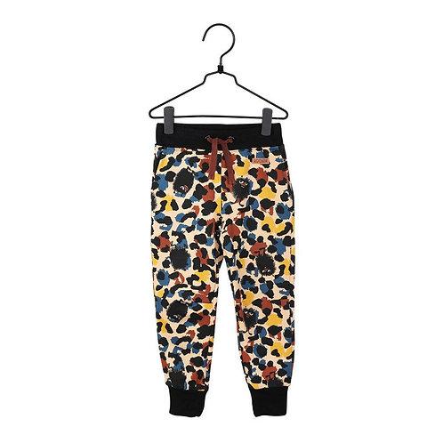 Moomin штаны Wild, бежевые