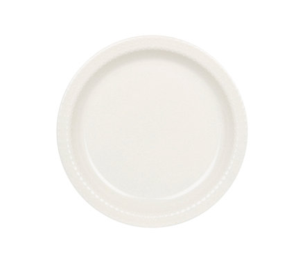 Тарелка AITO, 18 см. Белая