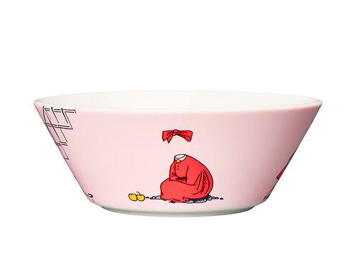 Moomin Чаша Нинни 15 см. розовая