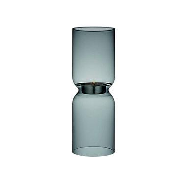Lantern Фонарь-подсвечник  250 мм. серый