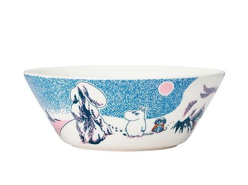"Moomin чаша ""Снежная шапка"", 15 см."