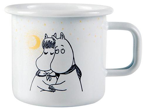 "Moomin кружка ""Зимний романс"", 370 мл."