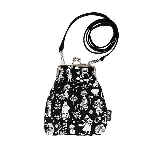 Moomin сумочка Tove, черная