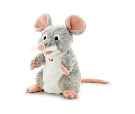 Мягкая игрушка на руку Trudi Мышка, 25см