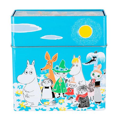 Moomin контейнер для храненияЛетний день