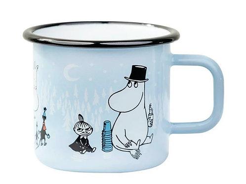 """Moomin кружка """"День на льду"""" 0,37 л."""