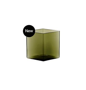Ваза 205x180 мм зеленый мох