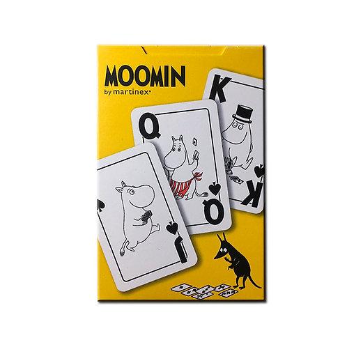 Moomin карты игральные