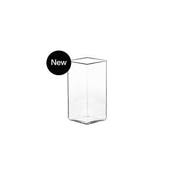 Ваза 115x180 мм прозрачное стекло