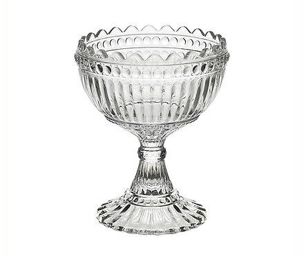 Чаша Mariskooli 155 мм. прозрачная