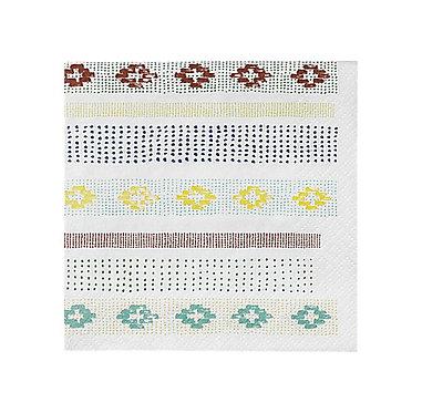 Бумажные салфетки Тикки 24 х 24 см