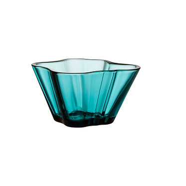 Чаша Коллекция Alvar Aalto 75мм, морской синий.
