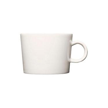 Teema Чашка 0,22л белая