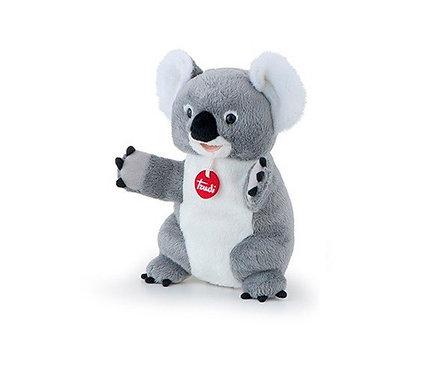 Мягкая игрушка на руку Trudi Коала, 25 см.