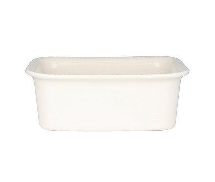 Масленка AITO, 0,5 л. Белая
